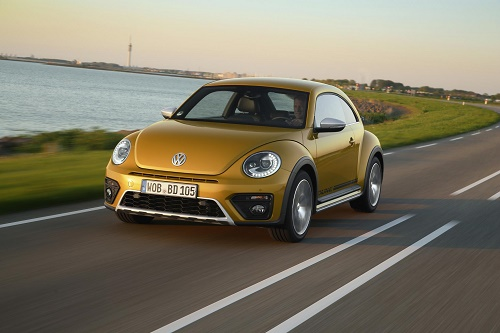 Volkswagen Beetle Dune, directo a la playa desde 25.200 euros