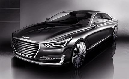 Génesis G90, primera aproximación al máximo lujo de Hyundai