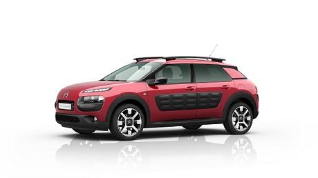 Citroën C4 Cactus Shine Edition, nueva serie especial
