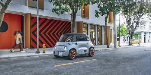 Citroën AMI: ¿un eléctrico por 19,99€ al mes?