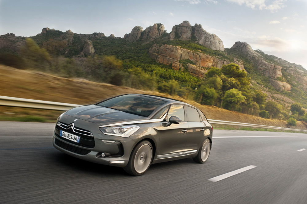 Citroën DS5 BlueHDi 180 2014