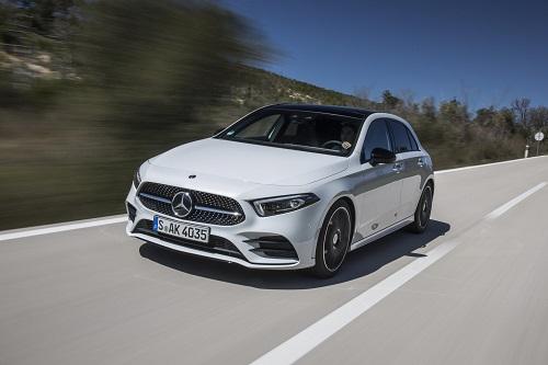 Mercedes-Benz A 180 y A 250 4MATIC, más posibilidades para el nuevo Clase A