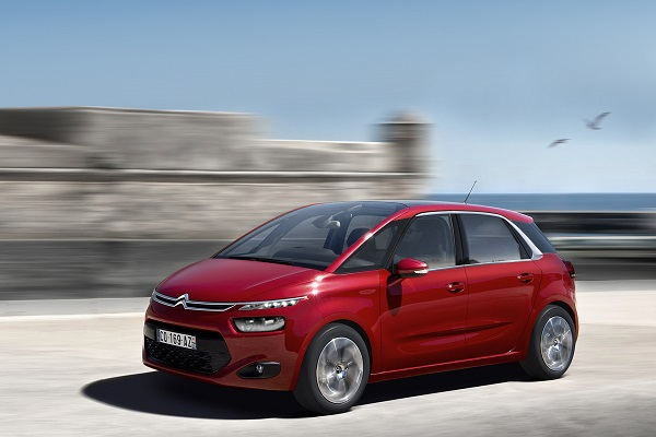 Citroën C4 Picasso Seduction