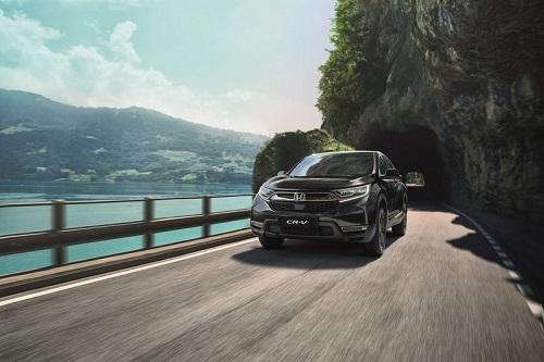 Honda CR-V 2021: llega formalmente el sistema e:HEV