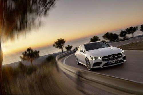 Mercedes-Benz CLA Shooting Brake 2019, más práctico y tecnológico
