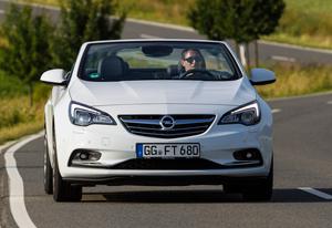 Opel Cabrio Turbo en el Salón de Frankfurt 2013