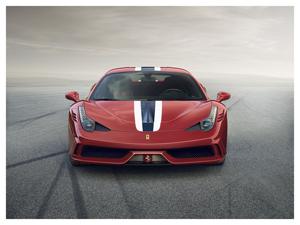 Ferrari 458 Speciale en el Salón de Frankfurt 2013
