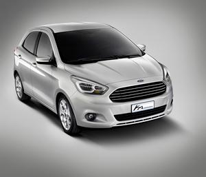 Ford Ka Concept 2013