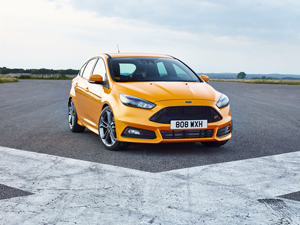 Ford Focus ST 2014