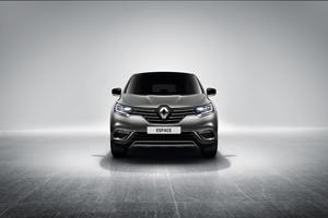 Renault Espace en el Salón de París 2014
