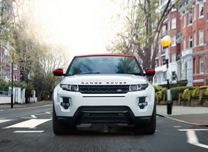 Land Rover Range Rover Evoque British Edition 2015