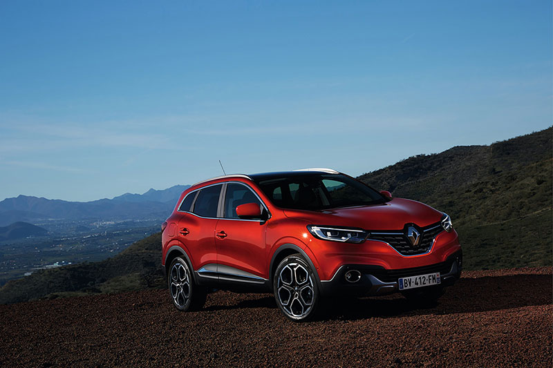 A fondo Renault Kadjar 2015