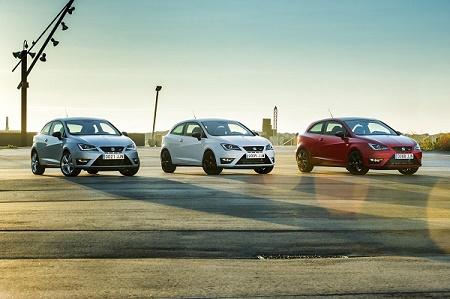 SEAT Ibiza Cupra 2016, m�s deportivo que nunca