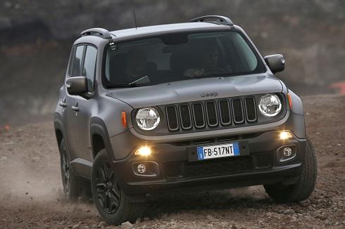 Jeep Renegade Night Eagle, a la venta una nueva edición limitada