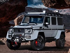 Brabus 550 Adventure 4x4