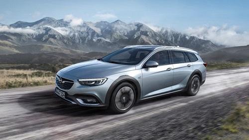Opel Insignia Country Tourer, la tercera variante de la nueva generación
