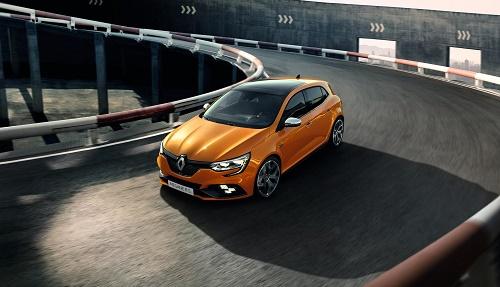 Renault Mégane RS 2018, las más altas prestaciones llegan a la cuarta generación del compacto del rombo