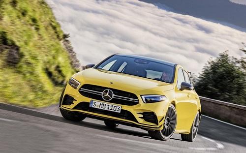 Mercedes-AMG A35 4Matic, llegan las altas prestaciones a la nueva generación