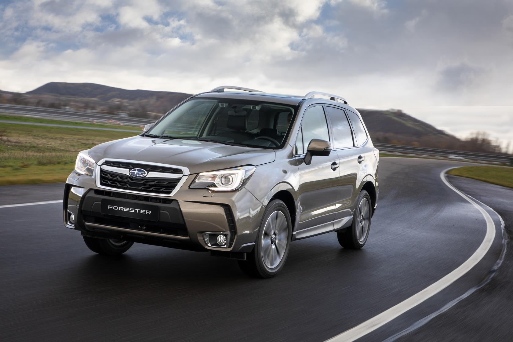 Subaru Forester 2019, el eficaz SUV actualiza ligeramente su gama