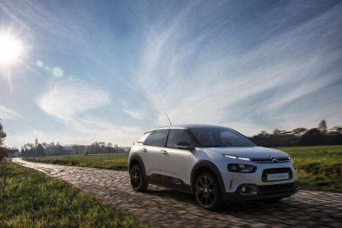 Citroën C4 Cactus Origins: un homenaje al confortable GS en forma de serie especial