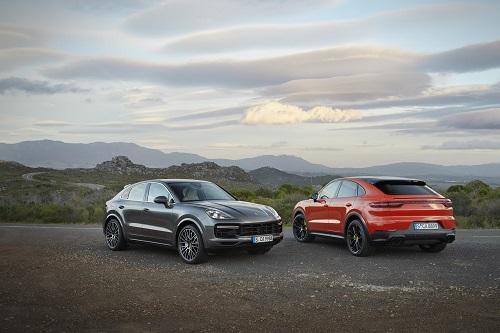 Porsche Cayenne Coupé; el nuevo formato de éxito llega al Cayenne