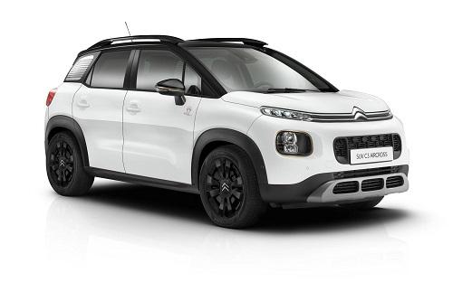 Citroën C3 Aircross Origins, la serie especial del 100 aniversario de la marca llega al B-SUV