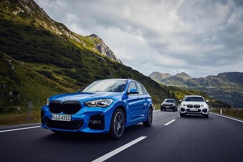 BMW X1 xDRIVE25e, el nuevo SUV híbrido enchufable de BMW