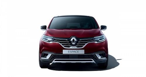Renault Espace 2020: ¿qué trae de nuevo el restyling del monovolumen?