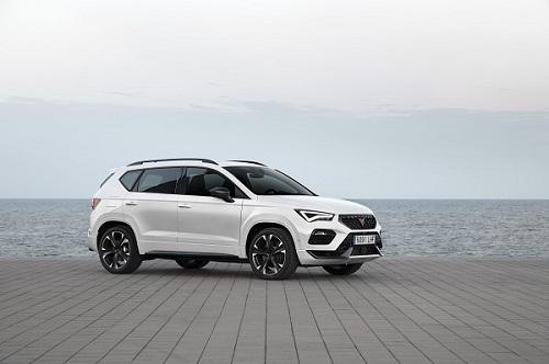 CUPRA Ateca 2020, ya disponible la actualización del SUV de altas prestaciones