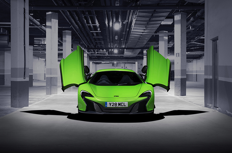 McLaren 650S: querrás tener uno