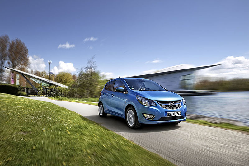 Nuevo Opel Karl 2015
