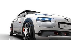 Citroën C4 Cactus Airflow 2L en el Salón de París 2014