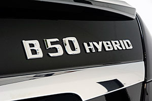 Híbrido enchufable a 250 km/h... autolimitado