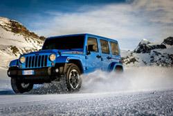 Nueva versi�n para el Jeep Wrangler