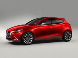 Mazda Hazumi en el Salón del Automóvil de Madrid
