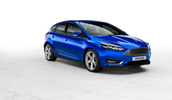 Ford - Gama de vehículos GLP