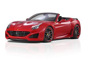 Ferrari California T a 325 km/h