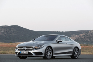Mercedes-Benz Clase S Coupé en el Salón de Ginebra 2014