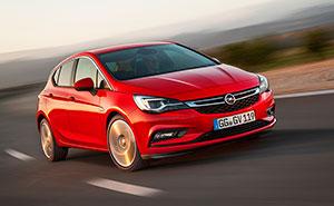 Opel Astra K, el Astra del Salón de Frankfurt 2015
