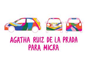 Nissan Micra Ágatha Ruiz de la Prada 2013