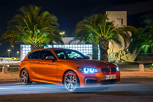 BMW Serie 1 2015 al detalle