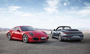 Renovación del Porsche 911 Carrera