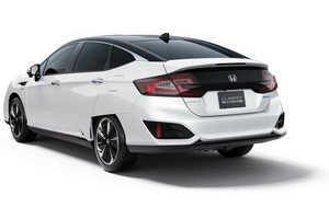 Honda Clarity Fuel Cell, la berlina a hidrógeno en detalle