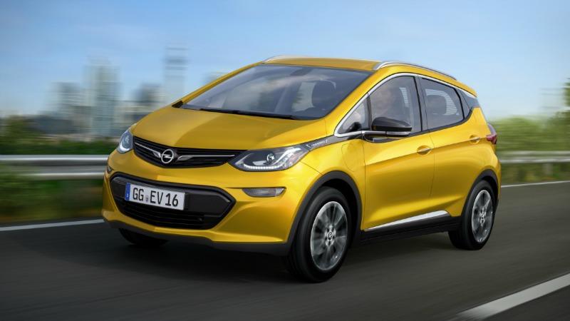 Opel presentará en Ginebra el Ampera-e (Salón Ginebra 2016)