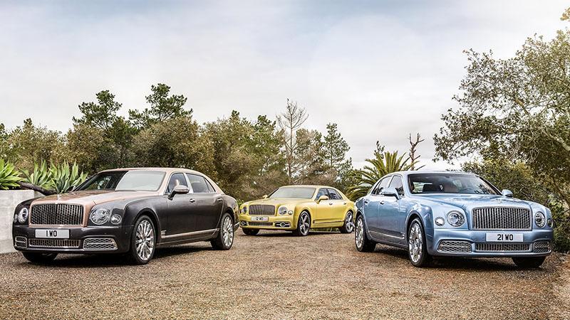 El Bentley Mulsanne se actualiza (Salón Ginebra 2016)
