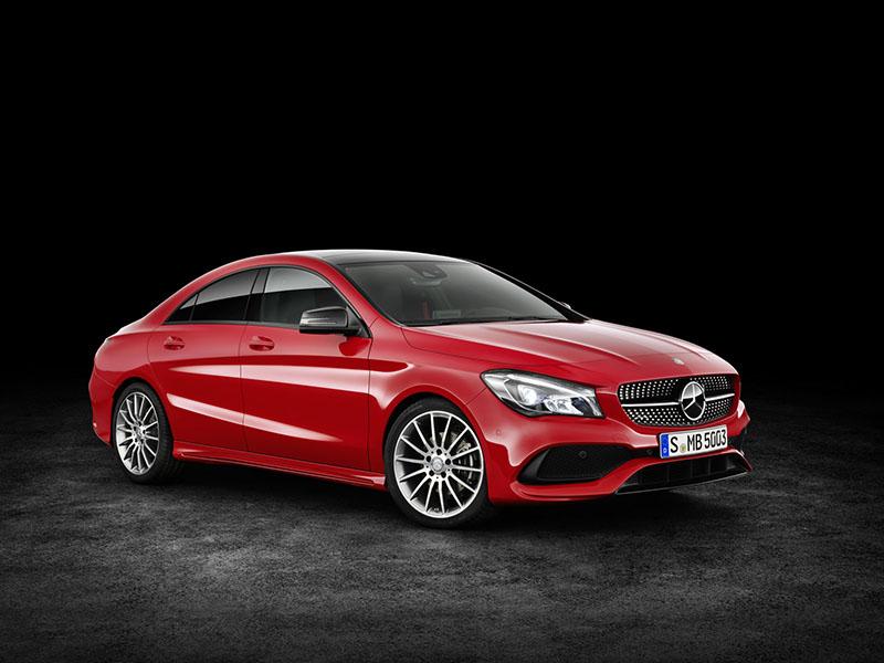 Mercedes CLA y CLA Shootingbrake, pequeñas novedades en la gama