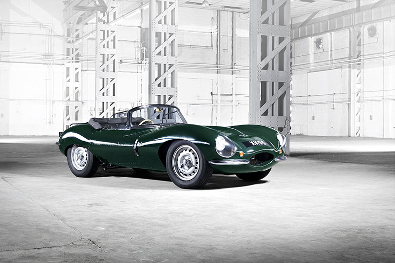 Jaguar XKSS, nueva edición limitada de un modelo de hace decadas