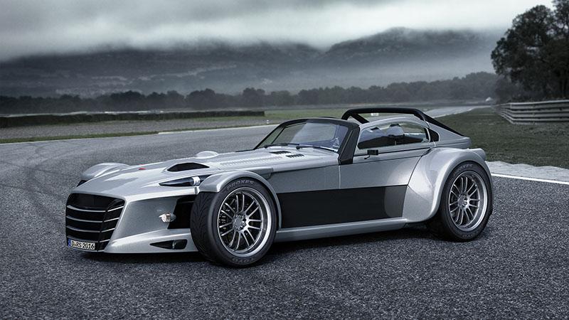 Donkervoort D8 GTO RS, el regreso de la leyenda