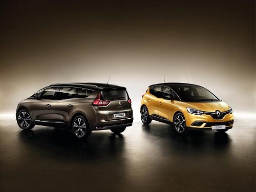 Nuevo Renault Grand Scénic: recibiendo la esperada nueva generación