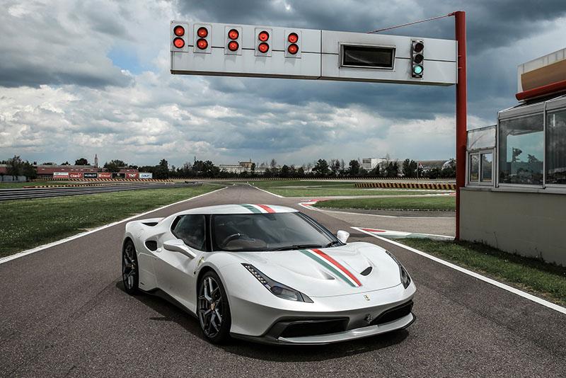 Ferrari 458 MM Speciale, de capricho